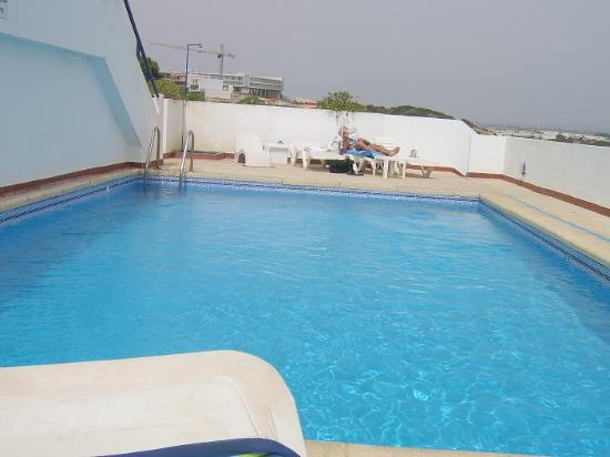 Hotel Da Gale : The pool area