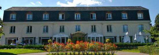 Le Pre Saint Germain Hotel : Front