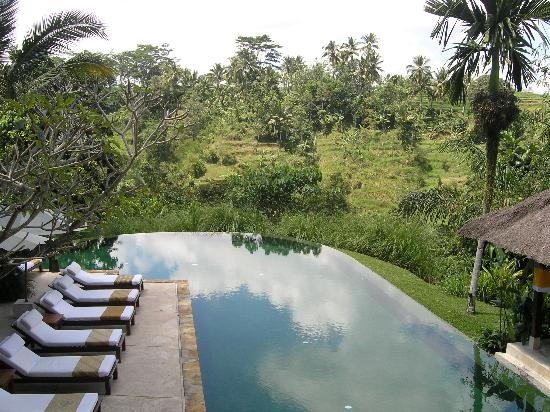 Komaneka at Tanggayuda: Main Pool