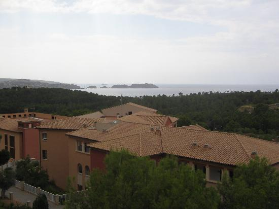 Don Antonio: view from our room
