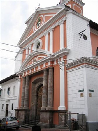 Quito Historical Old Town Tour: Santa Catalina in Old Quito