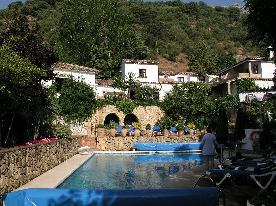 Molino del Santo: Our 'private' pool