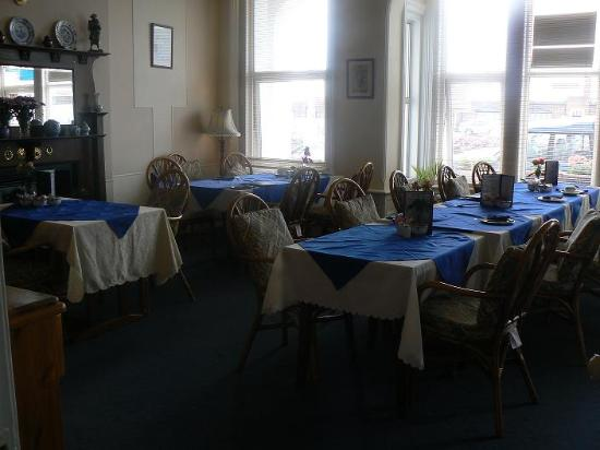 Bexhill-on-Sea, UK: Breakfast Room