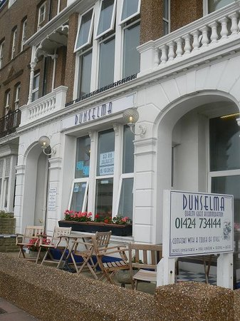 Bexhill-on-Sea, UK: Hotel Dunselma