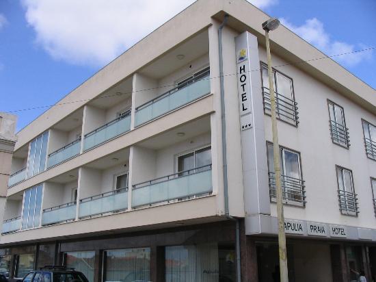Apulia, Portugalia: The Hotel!!