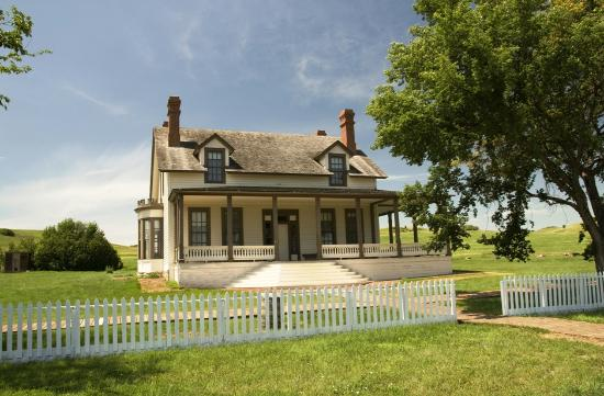 Mandan, ND: Custer's House