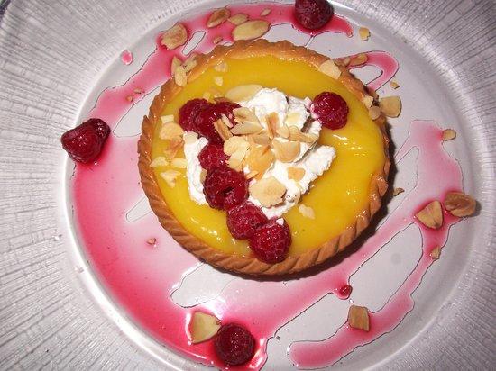 Maldaner's: Lemon tart