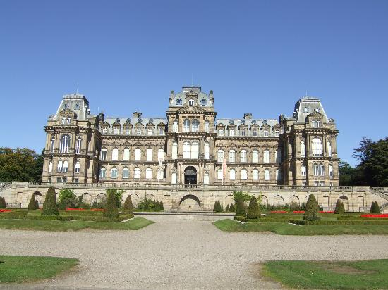 Barnard Castle, UK: Bowes Museum