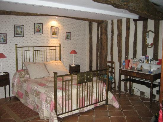 Clos Gamare : Our room