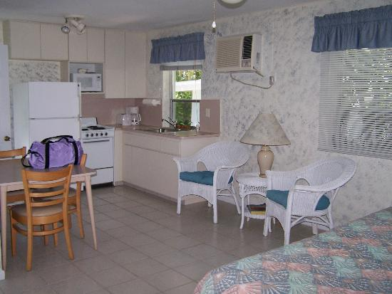 Blue Dolphin Cottages: Deluxe room