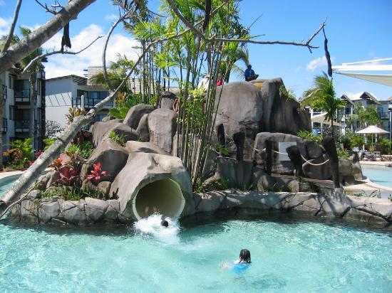 Radisson Blu Resort Fiji Denarau Island: Water Slide