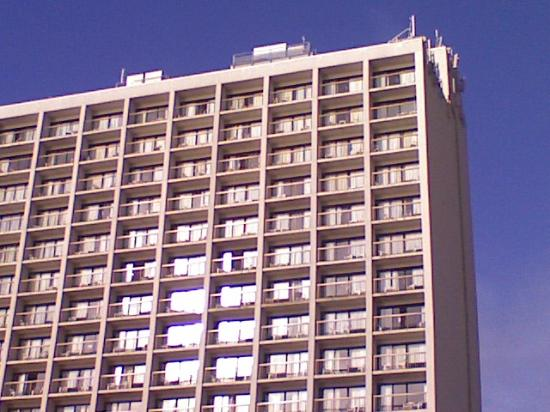 Wyndham Virginia Beach Oceanfront: The Tower Block they call Wyndham