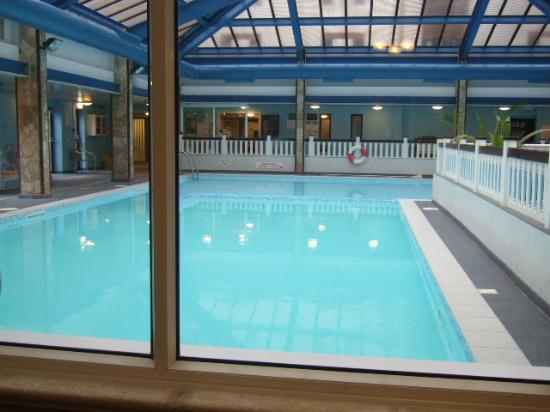 View Of The Pool Picture Of Best Western Weymouth Hotel Rembrandt Weymouth Tripadvisor