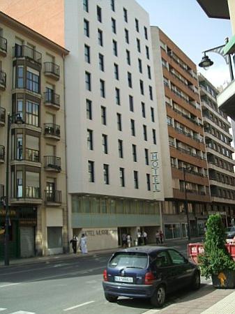 Murrieta Hotel: fachada