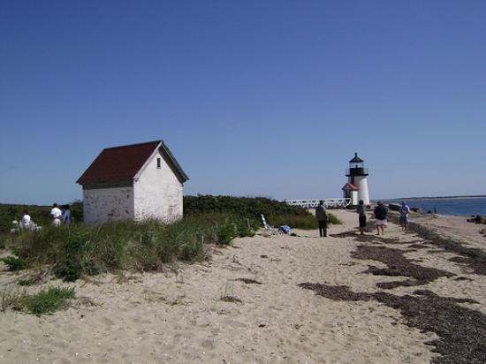 Sherburne Inn: Brant Point Lighthouse, Nantucket, Massachusetts