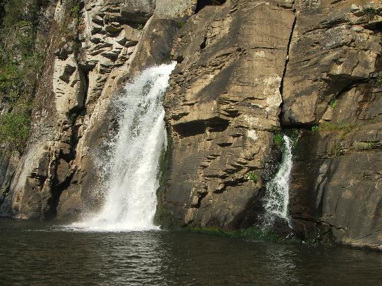 Linville Gorge : Linville Falls - Lower Falls