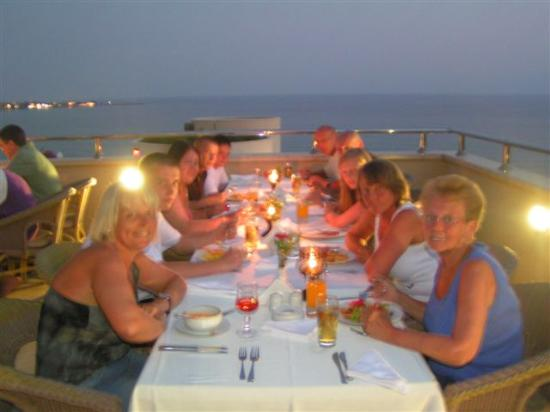 Melas Resort Hotel: waiter had table ready every evening
