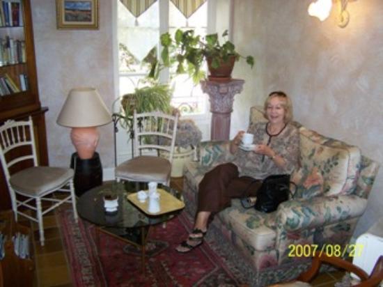 Tea Room, Hotel Grillon