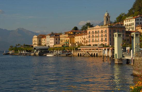 Grand Hotel Villa Serbelloni : A wonderful town