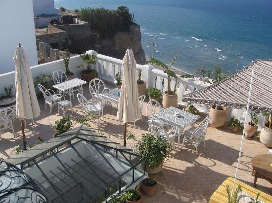La Tangerina: La terrasse