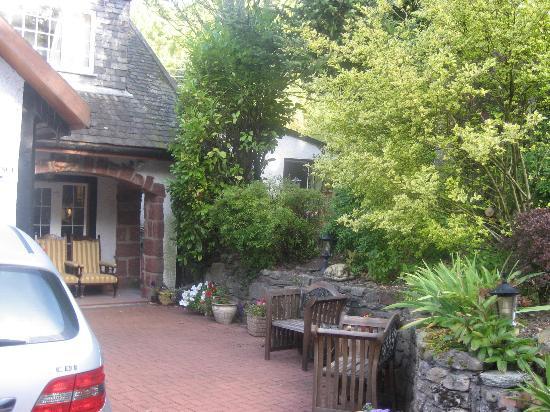 Bay Cottage: Entrance