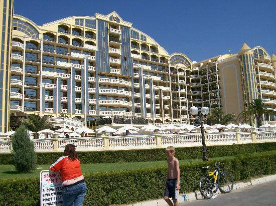 smartline Meridian Hotel: scene 2