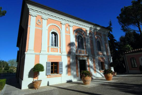Logge Del Perugino W&B Resort: Main Building