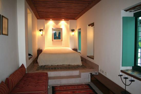 View of our lovely suite in Dar El Medina
