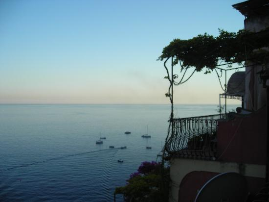 Hotel Miramare: View to the right