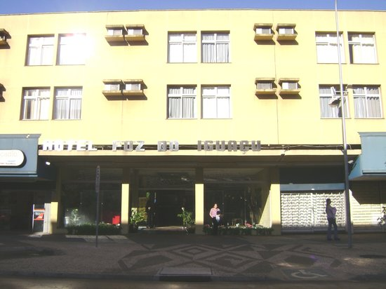 Hotel Foz do Iguacu: Front of the Apart hotel