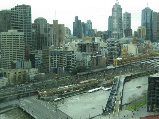 Crown Towers Melbourne: The View