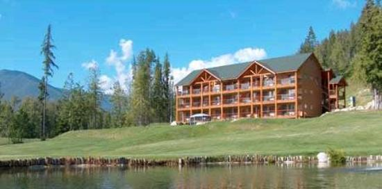 Balfour, Canada: The Kootenay Lakeviews Lodge