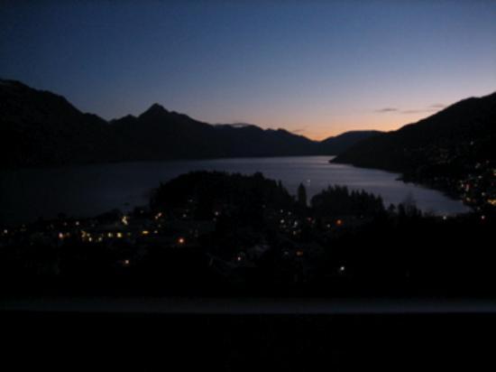 Balmoral Lodge: million dollar view