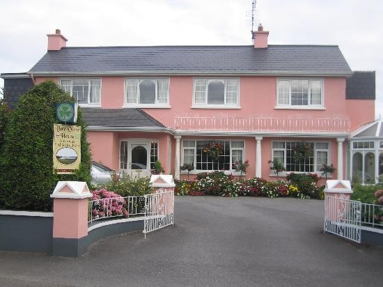 Bay View House Bed & Breakfast: l'ingresso