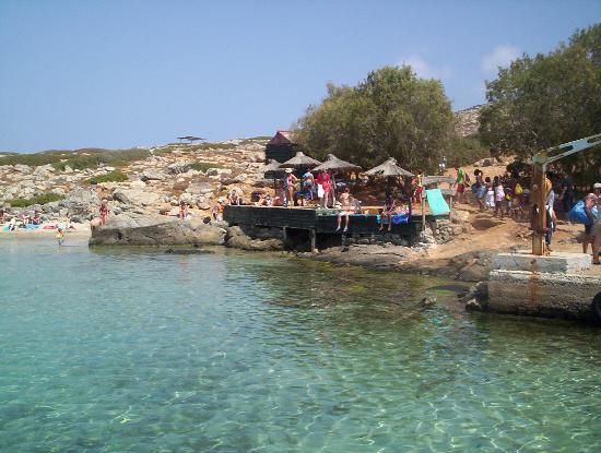 Nikos Apartments : dia island