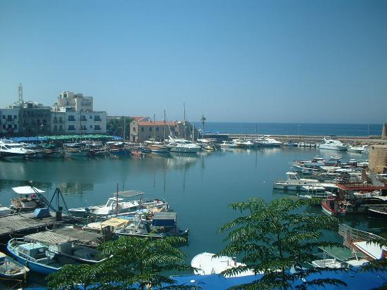 The Arkin Colony Hotel: harbour