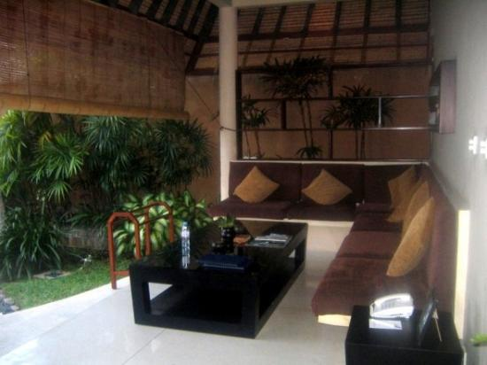 The Dusun: Dusun - Living Room