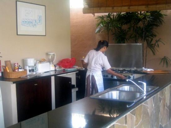 The Dusun : Dusun - The Chef