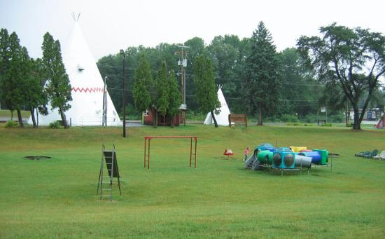 Wigwams Teepees At Wigwam Village Picture Of Wigwam
