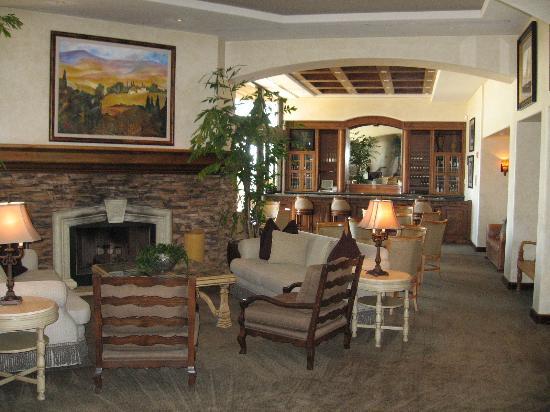 CopperWynd Resort & Spa : Lobby