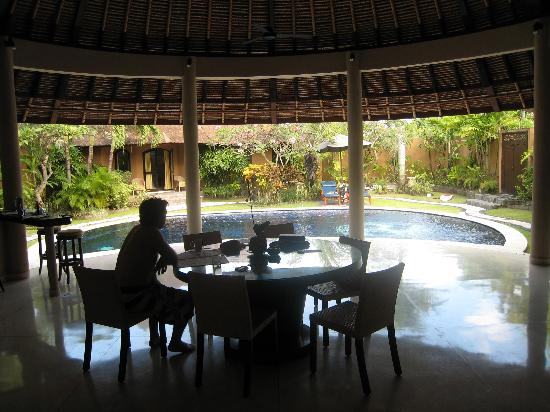 Dusun Villas Bali: Inside the villa