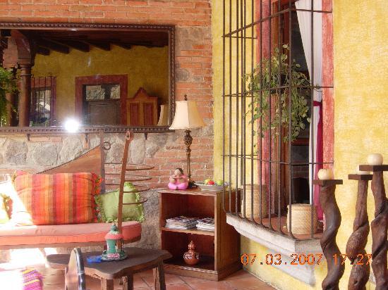 Hotel Palacio de Dona Beatriz : july photos