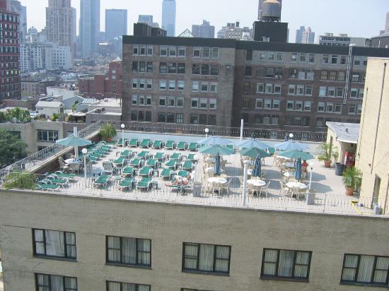 room picture of the watson hotel new york city tripadvisor. Black Bedroom Furniture Sets. Home Design Ideas