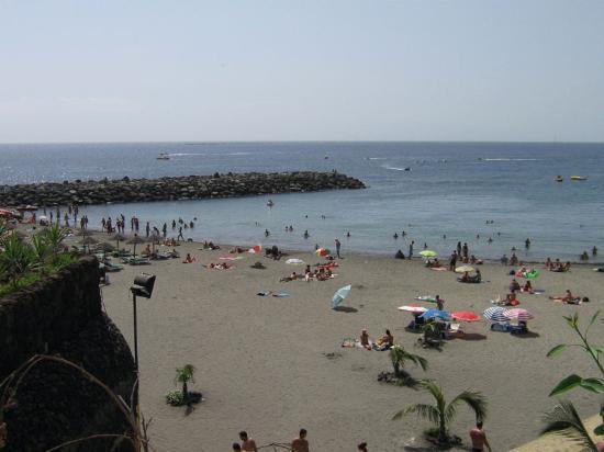 Hovima Santa María: Torviscas beach