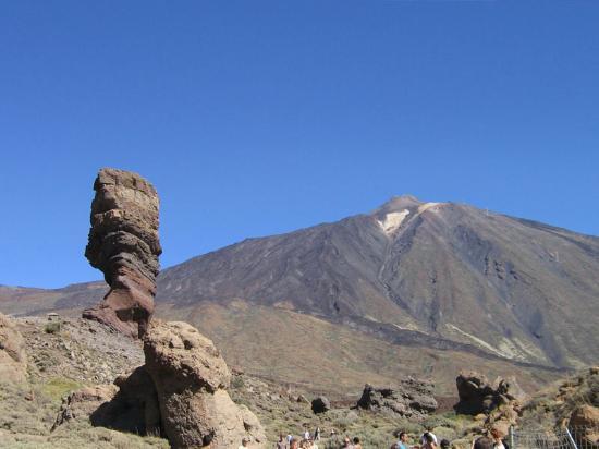 HOVIMA Santa Maria: Mt Teide