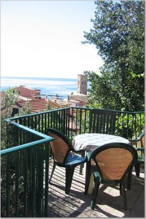 Hotel Villa Steno: View from the terrace