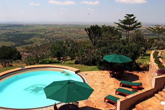 Mpata Safari Club: ..and very comfortable surroundings