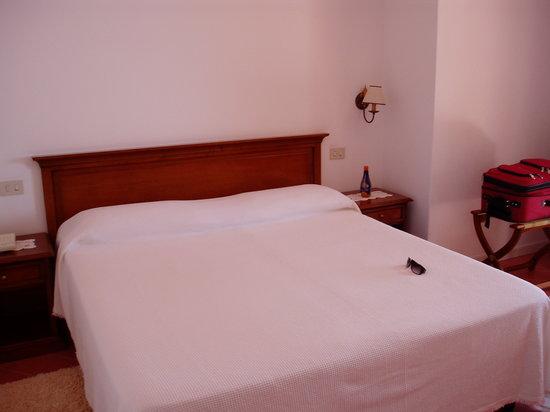 Hotel - Albergo California Positano: The room