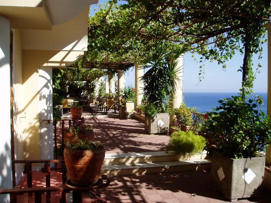 Hotel - Albergo California Positano: The hotel