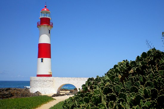 Salvador, BA: Itapuã Lighthouse